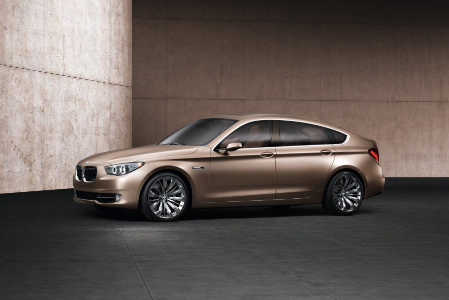 You Either Like Or The Bmw Gt There Is No Middle Way