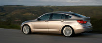 BMW 5 Series GT Preps for 2009 Florida Auto Show