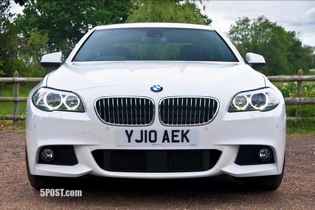 BMW 5 Series M Sport Leaked Updated  autoevolution