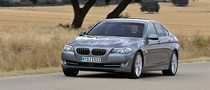 "BMW 5 Series Orders Exceed ""Considerably"" the Company's Expectations"