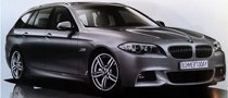 BMW 5 Series Sport Package Leaked