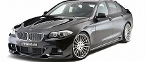 BMW 5 Series Targeted by Hamman