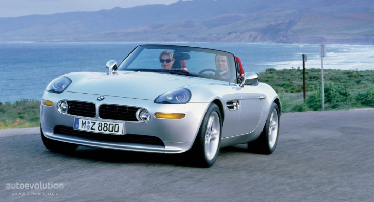 BMW 507, Z8, M1 Make the Edmunds Top 100 Supercars of All Time