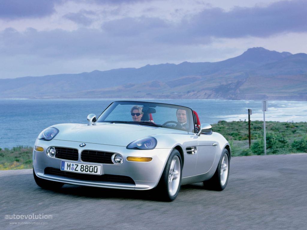 BMW 507, Z8, M1 Make the Edmunds Top 100 Supercars of All ...