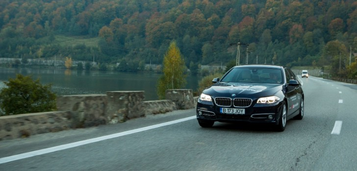 BMW 520d xDrive: 1,000 miles with One Tank