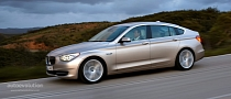 BMW 530d, 535d and 550i Gran Turismos Getting Power Increases