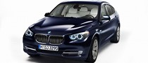 BMW 550i Gran Turismo Gets xDrive Version