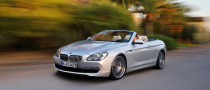 BMW 6 Series Convertible Will Be Unveiled at Detroit