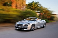 The new BMW 650i Convertible