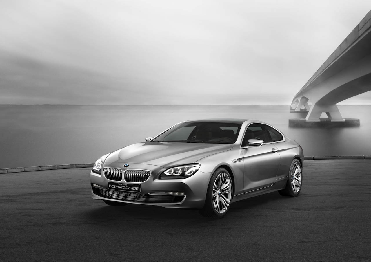 BMW 6 Series Coupe Concept Released - autoevolution