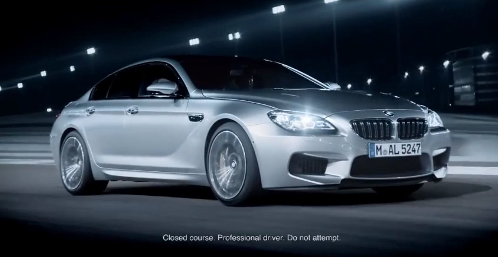 bmw 6 series facelift gets a new commercial  entrepreneur of the year