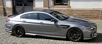 BMW 6 Series Gran Coupe by Kelleners Sport: Exaggeration [Photo Gallery]