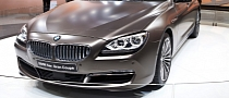 BMW 6-Series Gran Coupe UK Pricing