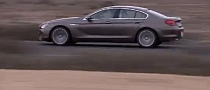 BMW 6-Series Gran Coupe Videos Released