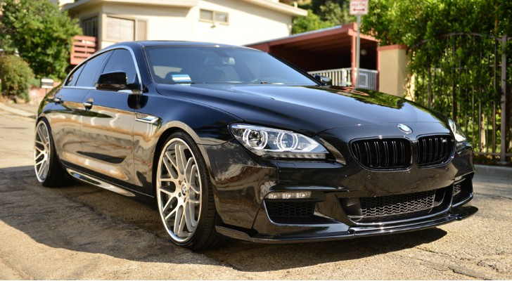 BMW 6 Series Gran Coupe with Hamann Bits Looks Incredible