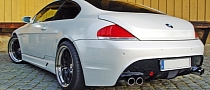 BMW 6-Series Tuned by CLP Performance Mocks Chris Bangle