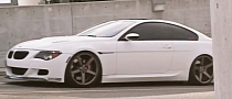 BMW 645i Rides on Vossen Concave Wheels [Video]