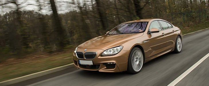 Bmw 650i Xdrive Gran Coupe By Noelle Motors Packs 622 Hp