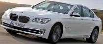 BMW 7-Series Getting Diesel in US