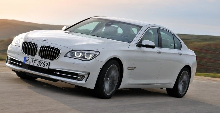 BMW 7-Series Getting M750i and 728i Versions in 2013