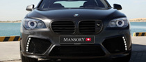 BMW 7 Series Receives Mansory Treatment