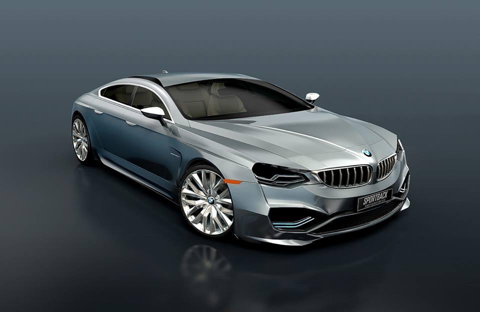 24 Photos BMW 7 Series Sportback Concept