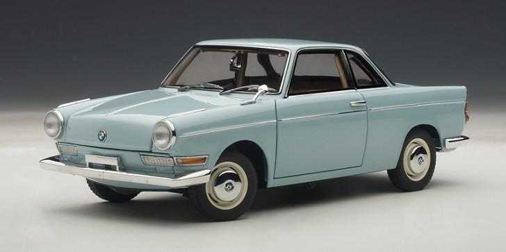 BMW 700 Coupe 1:18 Diecast Released [Photo Gallery]