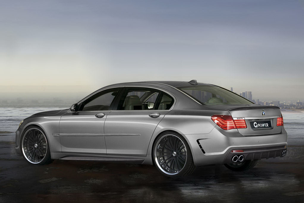 BMW I And IL Become Gpower Storm Autoevolution - 760 bmw