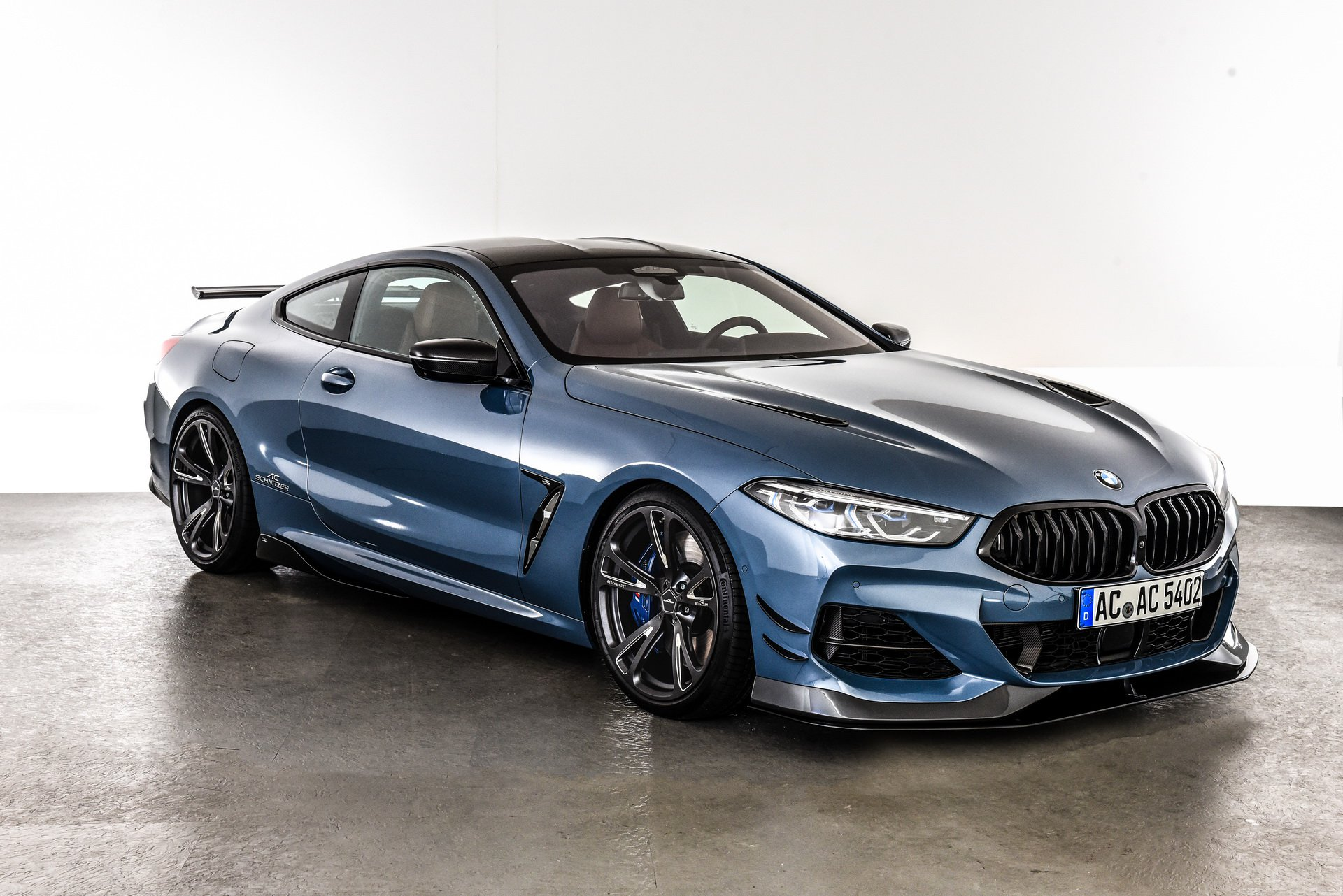 Bmw 8 Series Coupe Ac Schnitzer Tuning Project Is