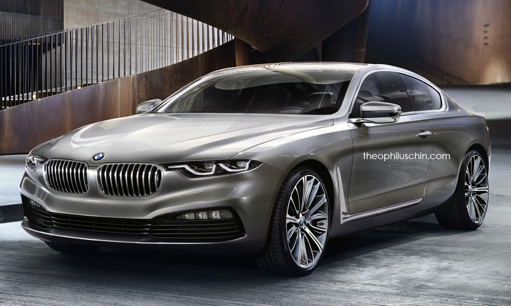 Bmw 8 Series Coupe Rendered Properly Could Become A Real Car