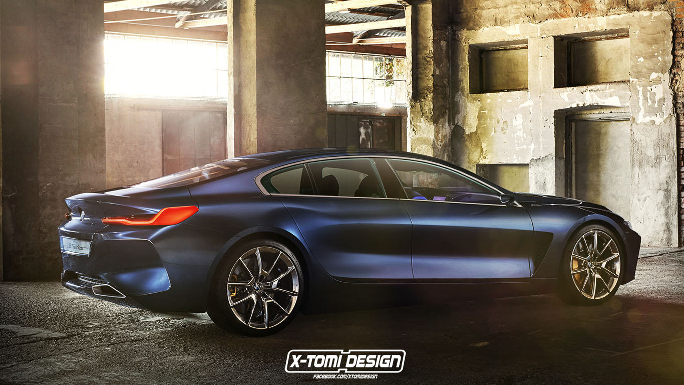 bmw 8 series grancoupe makes more sense than a lot of things in
