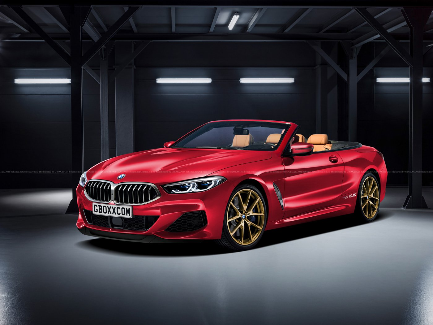 Bmw 8 Series Rendered As Cabrio Pickup Gran Coupe And