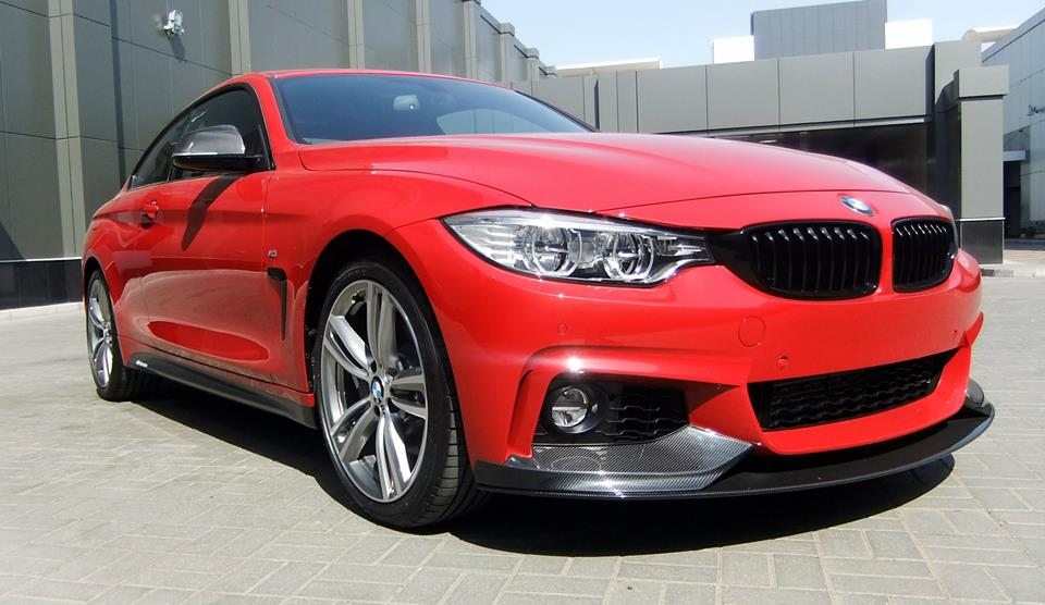 bmw abu dhabi gets another m performance 435i autoevolution. Black Bedroom Furniture Sets. Home Design Ideas