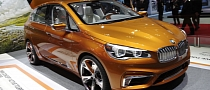 BMW Active Tourer to Arrive in the US in 2015