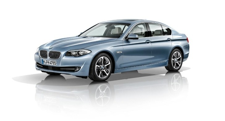 BMW ActiveHybrid 5 US Pricing Announced