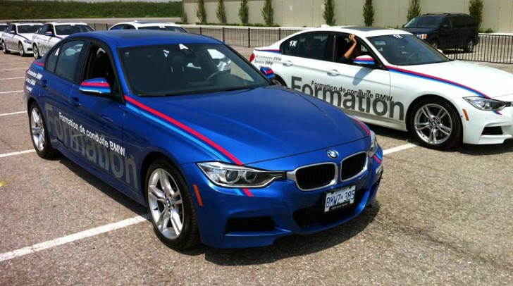 BMW Advanced Driver Training Review by Autos.ca