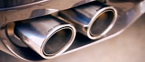 BMW Alpina B6 Bi-Turbo Akrapovic Exhaust Showcase Video