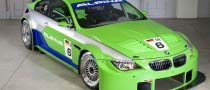 BMW Alpina B6 GT3 Detailed Before Geneva