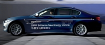 BMW and Brilliance to Create EV Brand in China