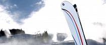 BMW and K2 Introduce New Performance Skis