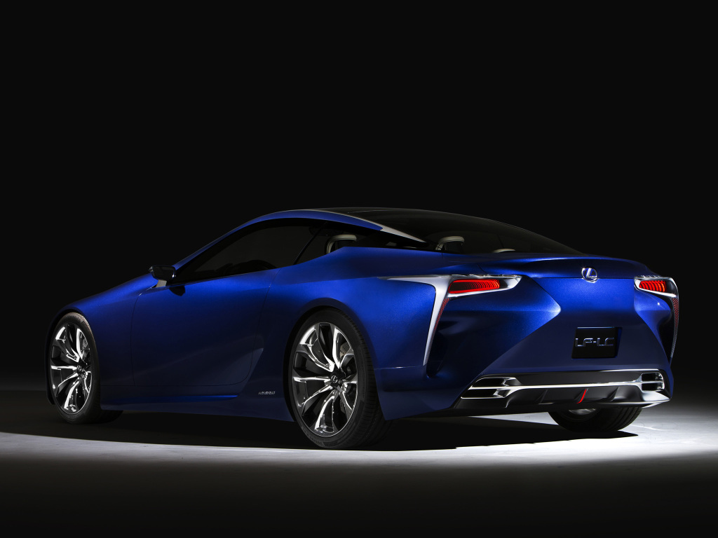 Bmw And Lexus Will Jointly Develop A Supercar Allegedly