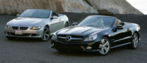 BMW and Mercedes-Benz Step Up Future Cooperation Partnership