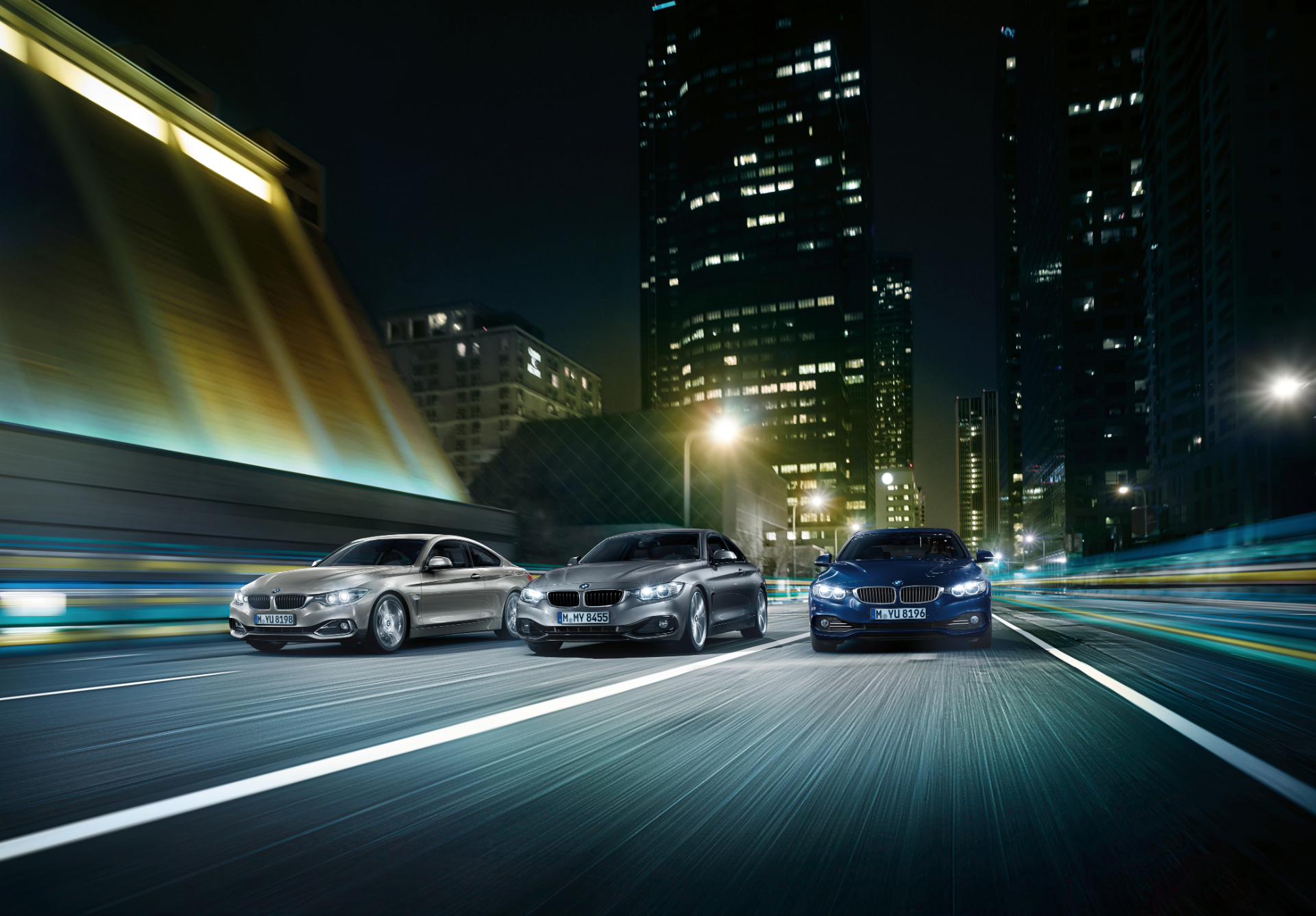 BMW Announces 3 New Diesel Models for the 4 Series  autoevolution
