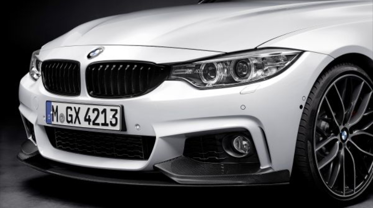 Bmw M2 Series >> BMW Announces M Performance Power Kits for Diesel 4 Series ...
