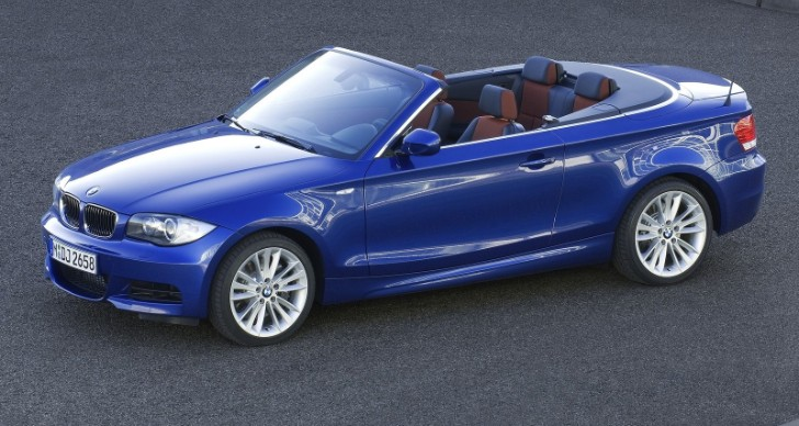 BMW: No More 1 Series Coupe or Convertible