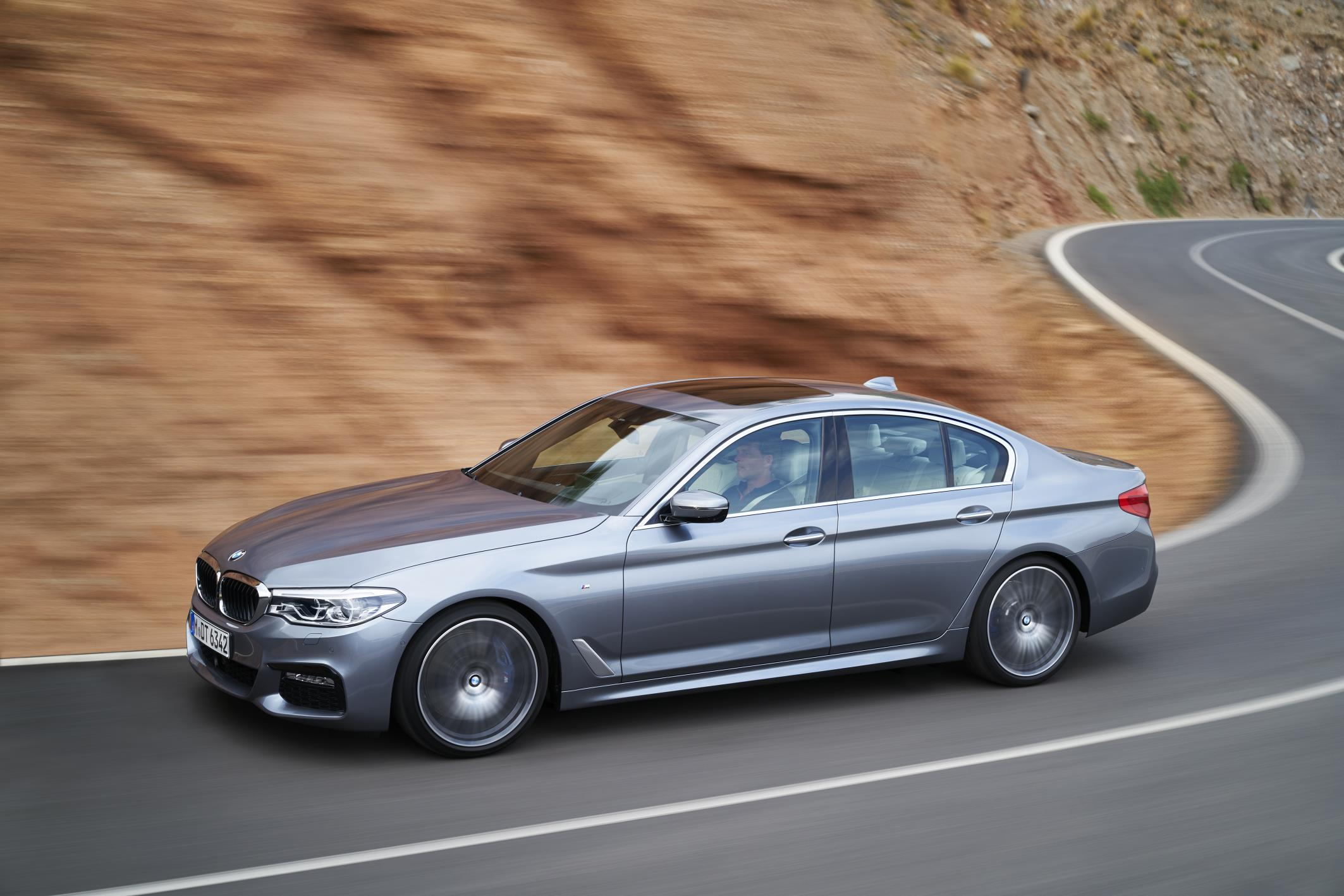 Bmw Announces Pricing For All New 5 Series 530i Starts At 51200