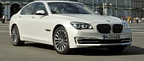 BMW Announces US Pricing for 2013 7-Series and B7 Alpina