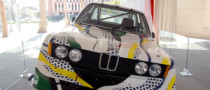 BMW Art Cars Worldwide Tour First Stops at LACMA