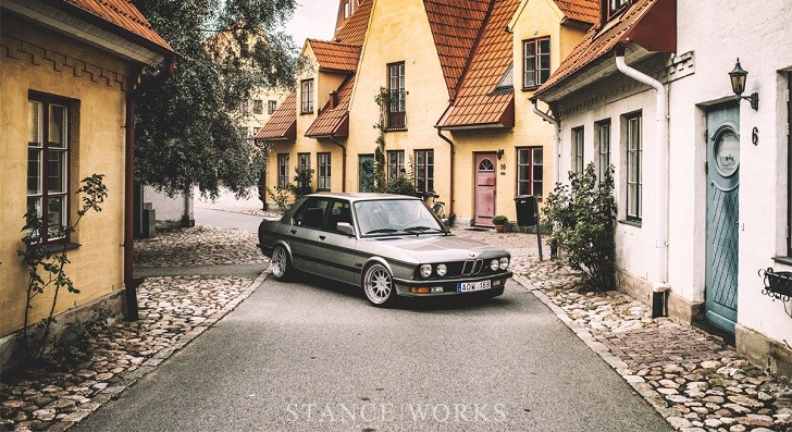 BMW as It's Supposed to Be: Hartge 1987 535i [Photo Gallery]
