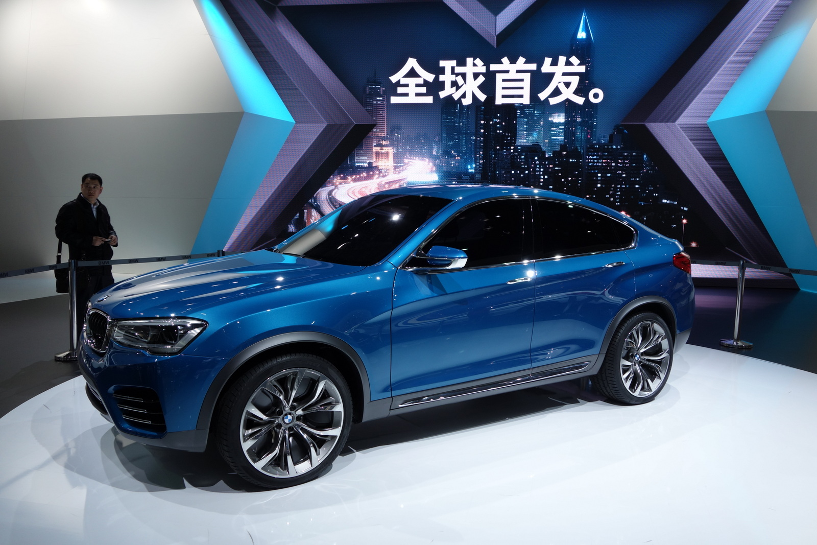 Bmw at the shanghai auto show 2013 autoevolution - Shanghai auto show ...